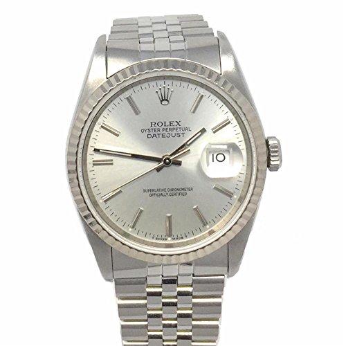 Rolex Datejust swiss-automatic mens Watch 16234 (Certified (Rolex Datejust)