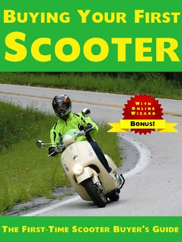 Scooter Guide Buyers - Buying Your First Scooter