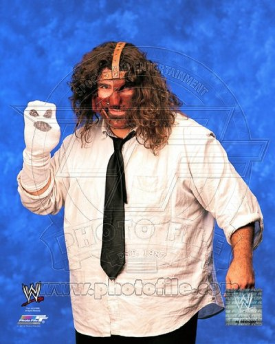 Mankind aka Mick Foley Halloween Costumes