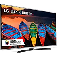 LG 65UH7650 4k 65 IPS TV, Black (Certified Refurbished)