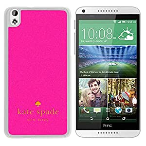HTC Desire 816 Kate Spade 47 White screen cellphone case genuine and handmade design