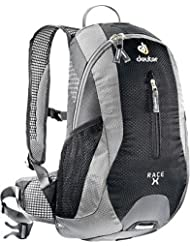 Deuter Race X Backpack - Black/Silver 32123-41110