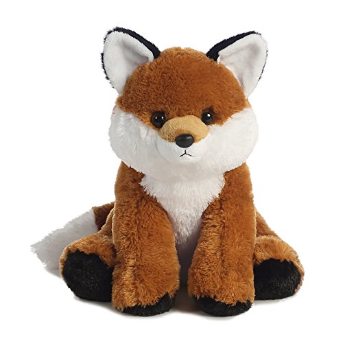 Aurora World Destination Nation Fox Plush (Fox Stuffed Animal Aurora)