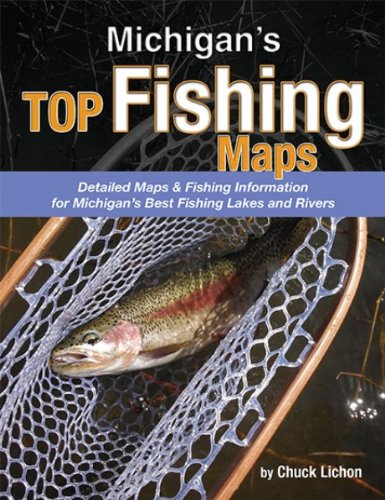 Michigan 39 S Top Fishing Maps Association For Contextual