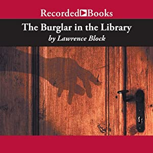 The Burglar in the Library Hörbuch