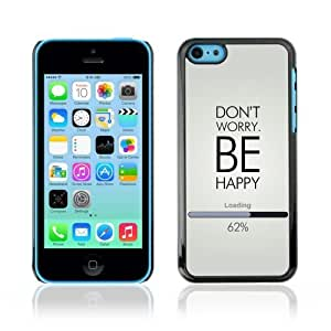 MMZ DIY PHONE CASEYOYOSHOP [Don't Worry Be Happy ] Apple iphone 6 plus 5.5 inch Case