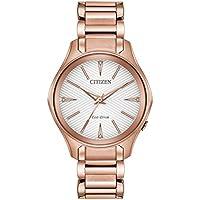 Citizen Women's Modena Rose Goldtone Watch
