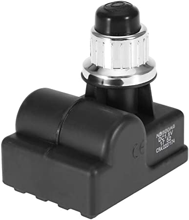 BBQ Gas Grill AA Battery Spark Generator Push Button Ignitor Igniter 6 Outlet