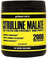 PrimaForce CITRULLINE MALATE Endurance & Recovery Arginine Precursor 200 grams.,Good Product High Quality And Quick Shipment for USA. Address !! from Siam Center One