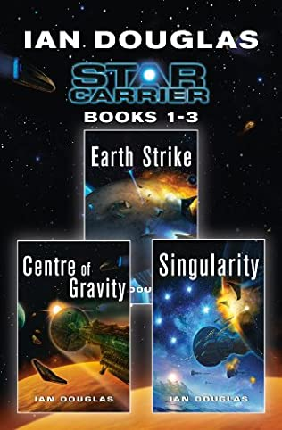 book cover of Star Carrier Series Books 1-3