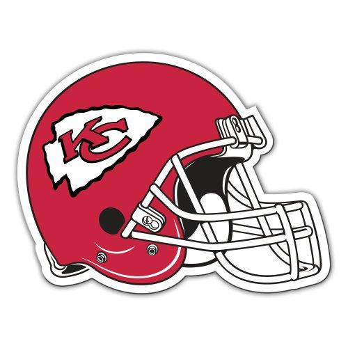(Fremont Die NFL Kansas City Chiefs 12-Inch Vinyl Helmet)