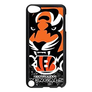NFL Cincinnati Bengals Ipod Touch 5th Hard Case Cover Protector Chrimas Gift Idea