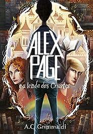 Alex Page e a Lenda dos Criartes