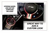 Best Combo With Dash Kits - Steering Wheel and Shifter Accent Trim Combo Kit Review