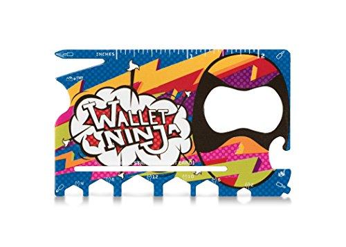 18-in-1 Tool Ninja Wallet - 6