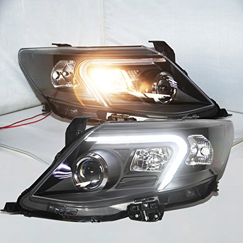 Generic for 2011-2015 year front lamps Fortuner LED strip Headlights SN