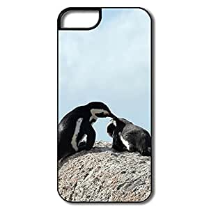 Cute Penguins IPhone 5/5s Case For Her