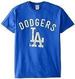 MLB Los Angeles Dodgers Men's 58W Tee, Royal, Small