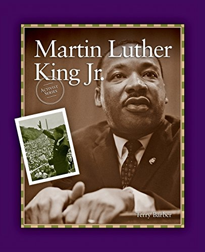 Martin Luther King (Activist Series) by Grass Roots Press