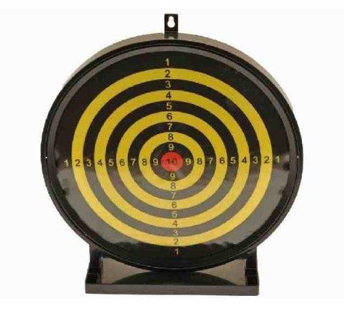 HFC Cible ronde adhésive pour balles d'airsoft 30cm H-6121R