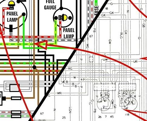 Jeep CJ X Color Wiring Diagrams - Jeep cj8 wiring harness
