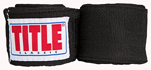 TITLE Classic Mexican Style Hand Wraps (Single Pair), ()