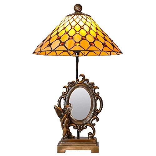 Angels Lamp Tiffany Table (23