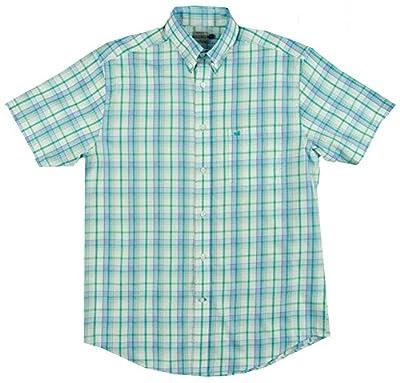 Southern Marsh Knoxboro Plaid SS Dress Shirt (Pick Size/Color)