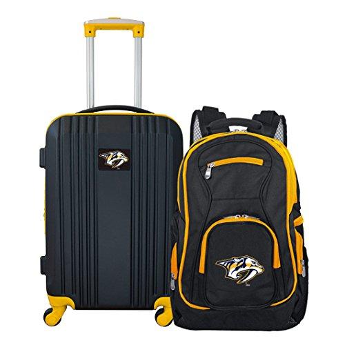 (NHL Nashville Predators 2-Piece Luggage Set)