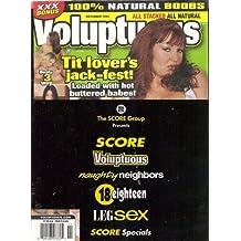 VOLUPTUOUS 11/04 (NOVEMBER 2004)