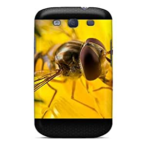 For Galaxy S3 Tpu Phone Case Cover(macro Photography)