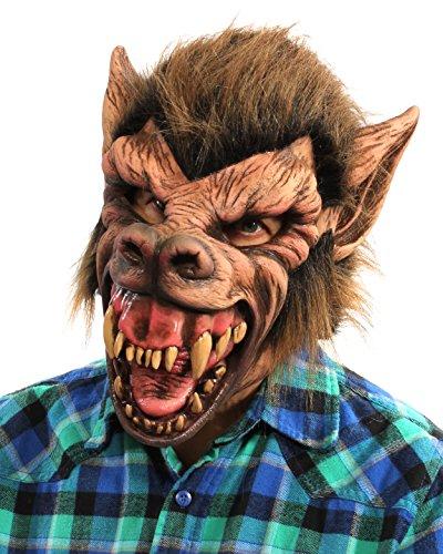 Zagone Studios Lycan Werewolf Dog Unisex Adult Mask]()