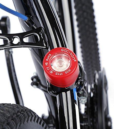 Heth Impermeable Bicicleta LED luz Trasera MTB Advertencia de ...
