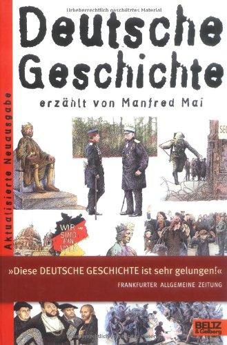 Deutsche Geschichte Erzählt Von Manfred Mai Amazonde Manfred Mai