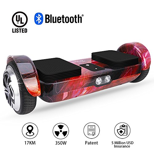 Hoverboard Self Balancing Electric Scooter UL 2...