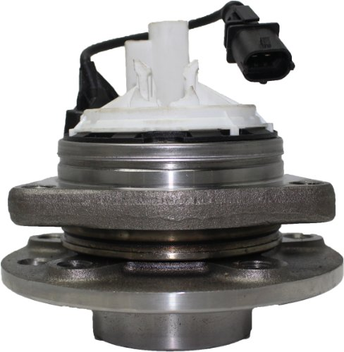 Brand New Front Wheel Hub and Bearing Assembly 513191 5 Lug for 2003 Saab 9-3 SEDAN and 2004 2005 2006 2007 2008 2009 2010 2011 Saab 9-3