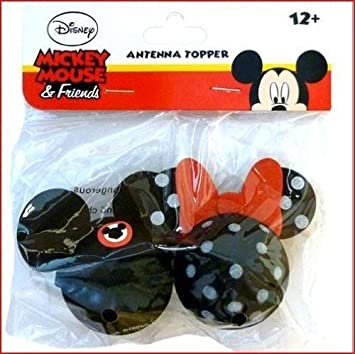 Countries /& Sports Disney Antenna Toppers