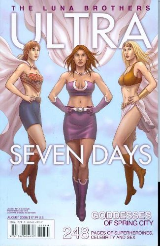 Ultra: Seven Days (Ultra Seven Days Tp)