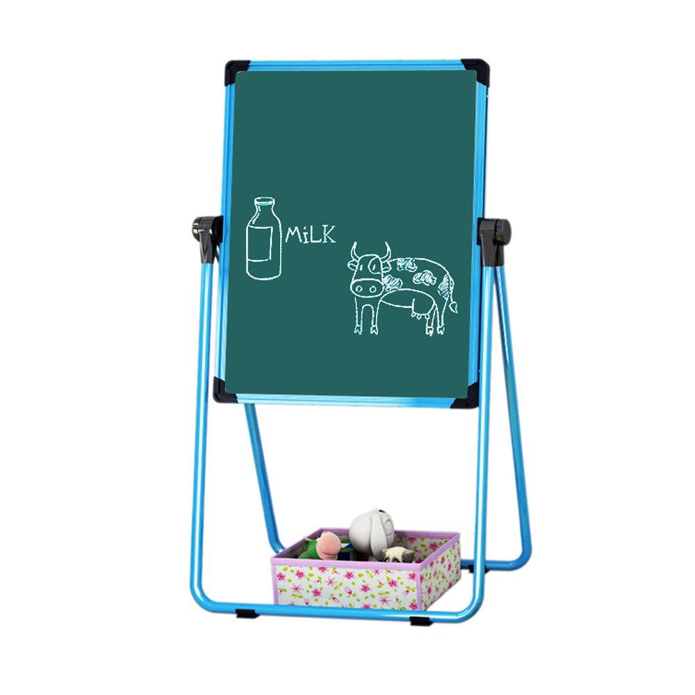 Blau Magnetische Reißbrett Spiel Spielzeug Magna Graffiti für Kinder - löschbare bunte Reißbrett schreiben Skizzenblock für Kinder Inspiration und Farbe - Mädchen Geschenk Boy Kind Kind Reise Größe (Orange)