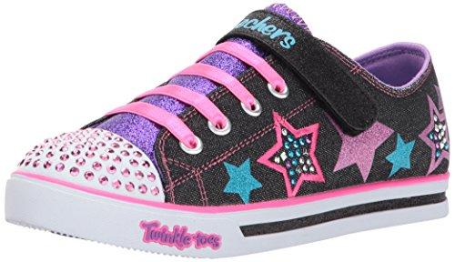 Skechers Kids Sparkle Glitz-Twinklerella Sneaker