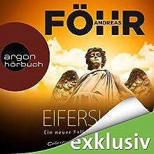 Eifersucht (Rachel Eisenberg 2) Audiobook by Andreas Föhr Narrated by Michael Schwarzmaier