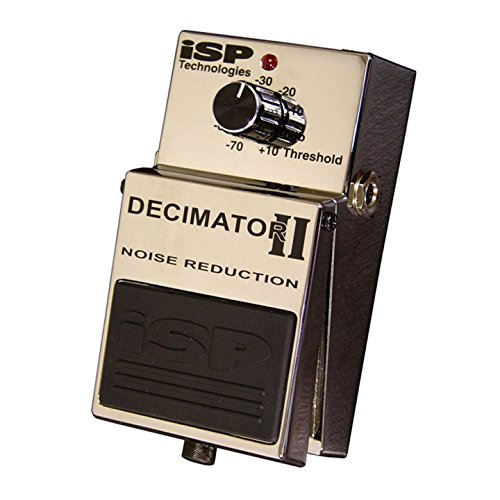 898182001201 - ISP Technologies Decimator II Noise Reduction Pedal - (New) carousel main 0