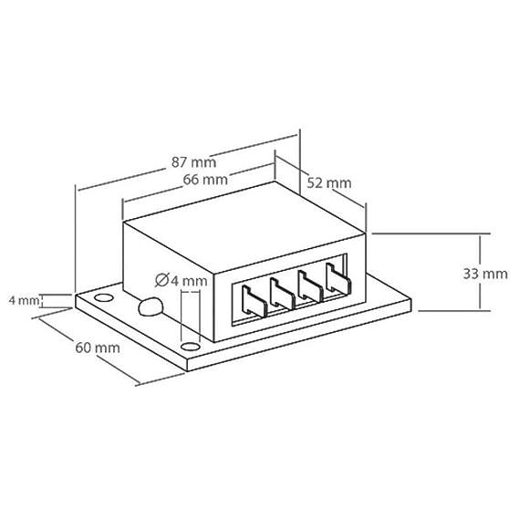 Amazon Com Kemo M028n Power Control 110 240 Vac 4000 Va Module By