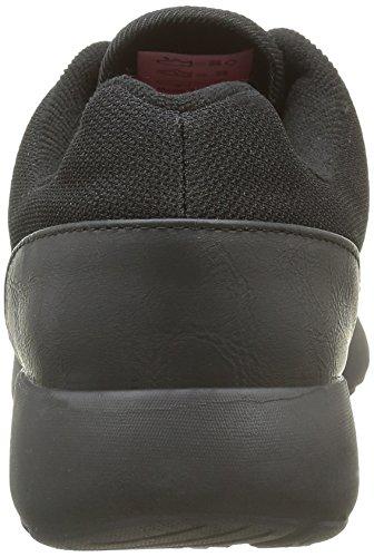 Asfvlt Super - Zapatillas Unisex adulto Negro