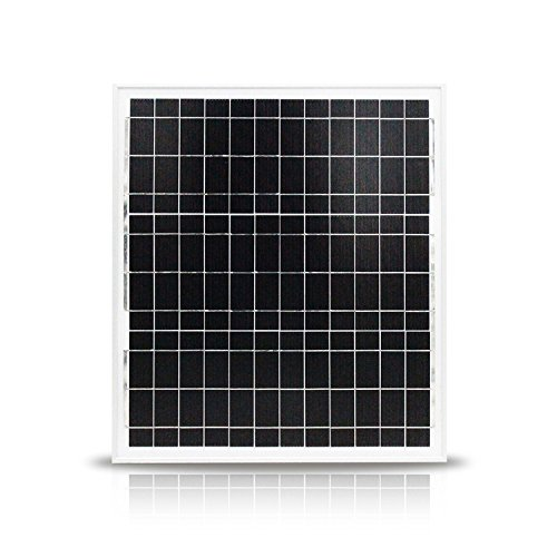 Motorhome Solar Battery Charger - 4