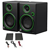 Mackie CR Series CR3 - 3'' Creative Reference Multimedia Monitors (Pair) (Certified Refurbished)