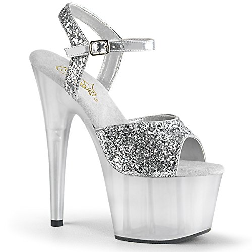 Glitter Pleaser 710gt Adore Slv frosted rwwt8q