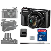 Canon PowerShot G7 X Mark II Digital Camera Wi-Fi Enabled - International Version