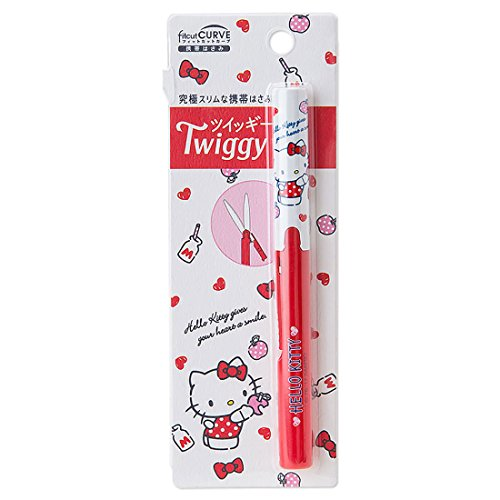 Sanrio Compact Scissors in a Tube Japan Special Limited Edition (Hello Kitty)