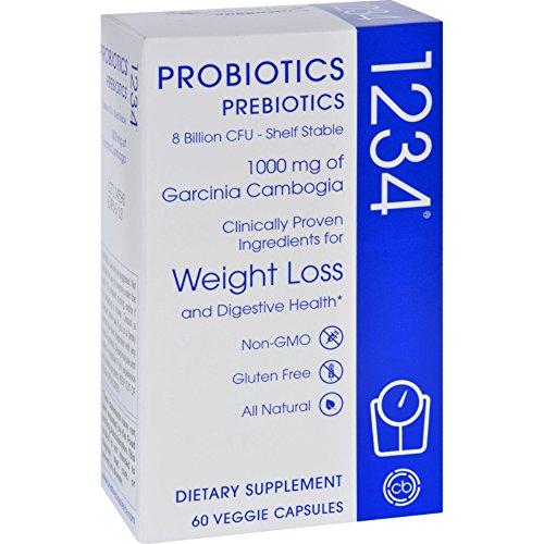 Creative Bioscience Probiotics 1234 Prebiotics product image